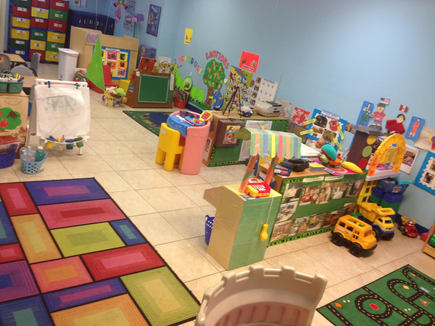 Classroom Ideas For 1 Year Olds ~ The gallery for gt high scope preschool classroom layout